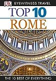 DK Eyewitness Top 10 Travel Guide: Rome: Rome