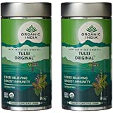 Organic India Tulsi - 100 Gm (Pack Of 2)