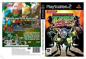 Teenage Mutant Ninja Turtles 3: Mutant Nightmare (PS2)