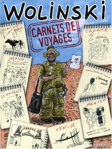 Les Carnets de voyages de Wolinski