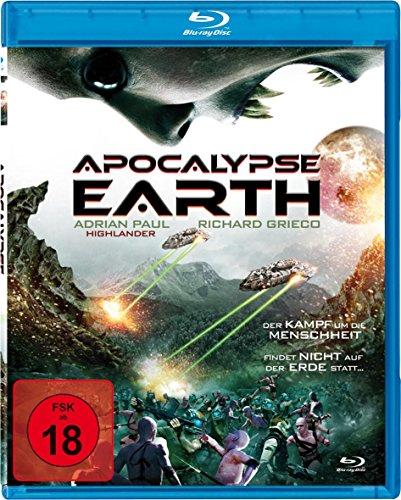 AE - Apocalypse Earth [Blu-ray]