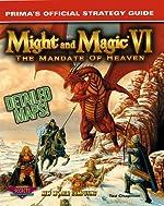 Might and Magic VI - The Mandate of Heaven de J. Bell