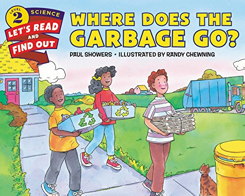 Where Does the Garbage Go? (Lets-Read-and-Find-Out Science Stage 2)