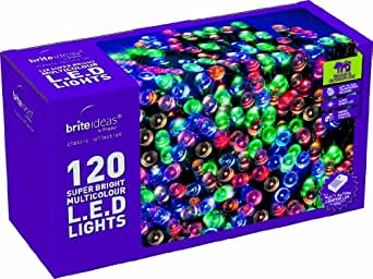 Festive Productions 120 LED Lights - Multi-Colour
