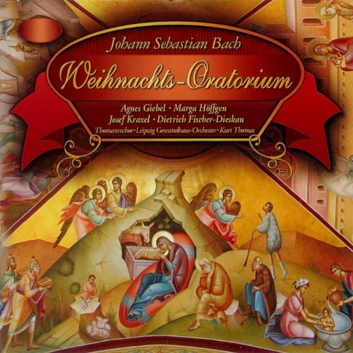 Weihnachts-Oratiorium, BWV 248: Kantate II: Am zweiten Weihnachtsfeiertage: Evangelium - Rezitativ