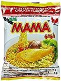 Mama Instantnudeln, Huhn, 24er Pack (24 x 55 g)