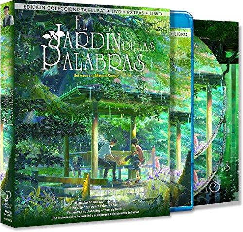 el-jardin-de-las-palabras-edicion-coleccionista-bd-dvd-libro-blu-ray
