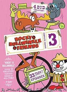 Rocky & Bullwinkle: Complete Season 3 [DVD] [2005] [Region 1] [US Import] [NTSC]