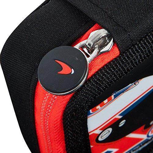 McLaren Honda Jenson Button Helmet Pencil Case Core Club Branded Sports Equip One Size Blue