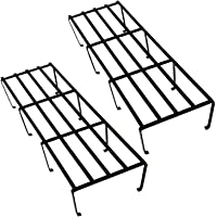 Bloomingdale Nordic Plant Stand/Pot Stand Heavy Duty Iron. Ideal Pot Stands for Plants in Balcony, Home Decor, Indoor…
