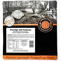 Expedition Foods Porridge with Sultanas, 450kcal