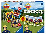 Ravensburger Multipack Memory + 3 Puzzles, Feuerwehrmann Sam (06910) für Ravensburger Multipack Memory + 3 Puzzles, Feuerwehrmann Sam (06910)