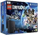 Sony tabz4 Slim 1Tb Slim 1Tb - Lego Dimensions starter pack - Edición Limitada