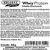 MEGAMAX Whey Protein Drink Molkeneiweiß Schoko 30 g lactosefrei