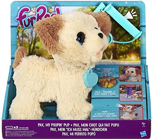 Fur Real Friends - PAX Peluche [Versione 2017]