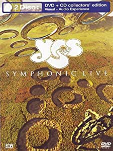 Yes - Symphonic Live Box Set (DVD+CD) [Collector's Edition]