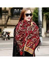 Ztweijin Femmes Foulards Étoles Élégant Chaud Châle Bandana Écharpe Marque  De Luxe Musulman Hijab Plage Couverture a7c630905482