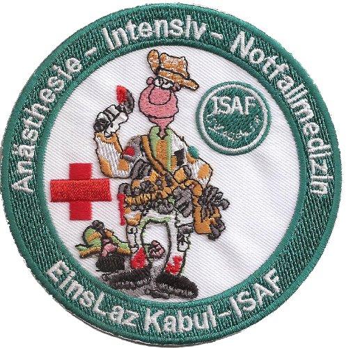 Rettungsdienst EMS EMT Paramedic Isaf Bundeswehr Aufnäher Patch Abzeichen -