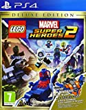 Lego Marvel Super Heroes 2 - Deluxe Edition - PlayStation 4 [Edizione: Francia]