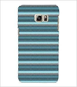 PrintDhaba Pattern D-5167 Back Case Cover for SAMSUNG GALAXY NOTE 5 EDGE (Multi-Coloured)
