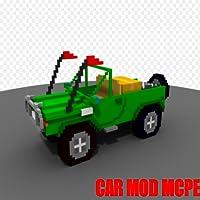 Top Car Mod for MCPE 2017