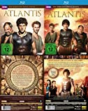 Atlantis Staffel 1+2 [Blu-ray]