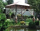 Dach für Pavillon Safari, Noga, 3 x 3 m - 17803103