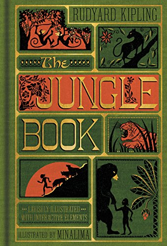 The Jungle Book (Harper Design Classics) por Rudyard Kipling