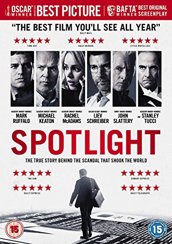 Bild von Spotlight [DVD] [2016] [UK Import]