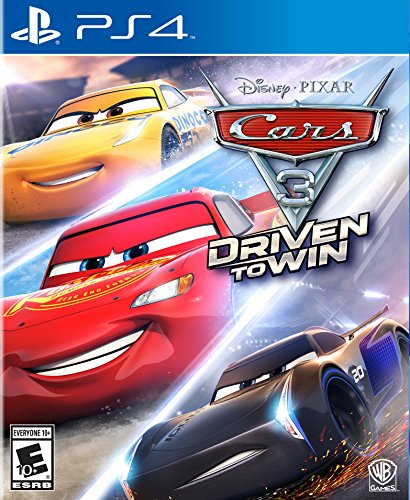Cars 3 Driven to Win *US VERSION* PS4