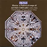 Musica a Padova 1484