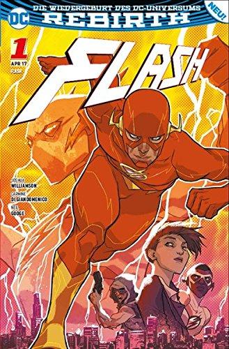Flash: Bd. 1 (2. Serie): Die Flash-Akademie