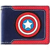 Marvel Captain America Shield Multicolore Portefeuille
