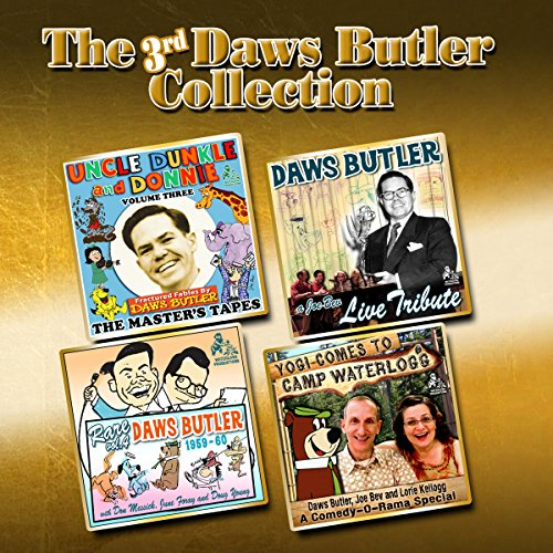 The 3rd Daws Butler Collection  Audiolibri