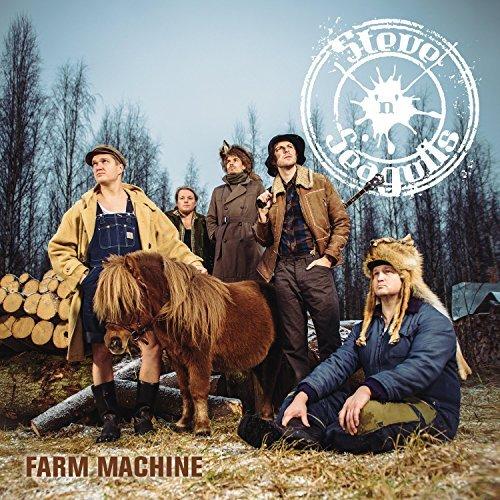 Farm Machine By Steve ?n? Seagulls (2015-05-11)