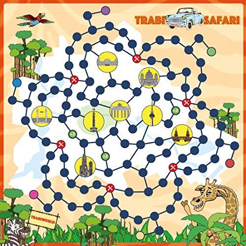 Trabi Safari-Brettspiel - 4