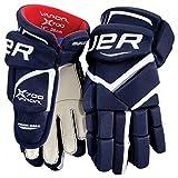 Bauer Vapor X700 Handschuhe Senior, Größe:14 Zoll;Farbe:schwarz/weiß