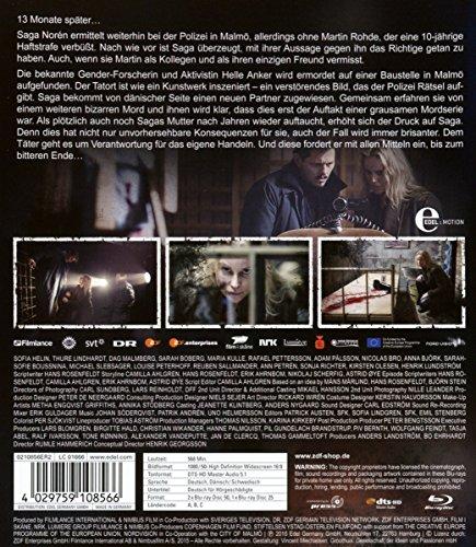 Die Brücke - Transit in den Tod - Staffel 3 [Blu-ray]: Alle Infos bei Amazon