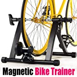 Yaheetech Indoor Exercise Bicycle Bike Trainer Stand Magnetic Resistance Stationary