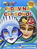 Indovina chi sono? Maschere pop-up. Ediz. illustrata. Con gadget