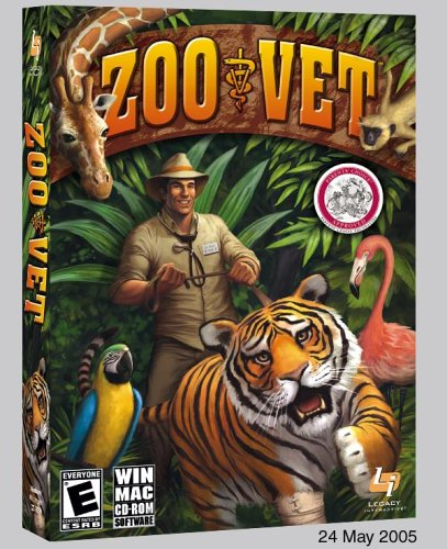 Zoo Vet (PC & Mac) (輸入版)