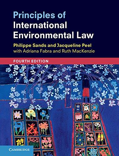 Principles of International Environmental Law (English Edition) por Philippe Sands
