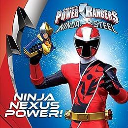 Ninja Nexus Power! (Power Rangers) (English Edition) eBook ...