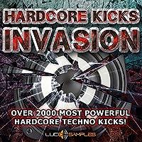 Hardcore Kicks Invasion - The best hardcore kicks sample collection [AIFF + Soundfonts] [DVD non Box]