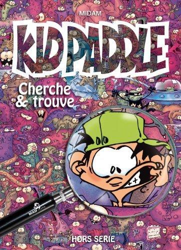 Kid paddle : Hors série cherche et trouve de Midam & Co (20 juin 2012) Relié