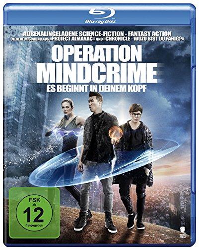 Operation Mindcrime - Es beginnt in deinem Kopf [Blu-ray]