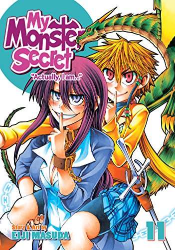 My Monster Secret Vol. 11 (English ()