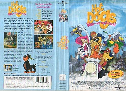 Hot Dogs - Wau, wir sind reich! [Verleihversion] [VHS]