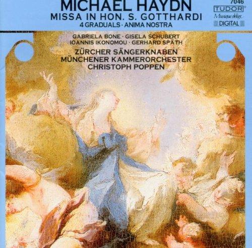 Haydn: Missa in Hon. S. Gotthardi / 4 Graduals / Anima Nostra (Hon Video)