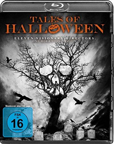 Tales of Halloween - Uncut [Blu-ray]